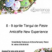 targ de paste la anticaffe new  experience