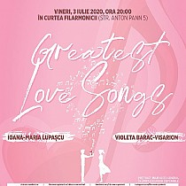 greatest love songs recital in aer liber la filarmonica paul constantinescu  ploiesti