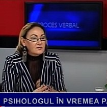 psiholog catalina dan a fost invitata in emisiunea proces verbal -prahova tv video