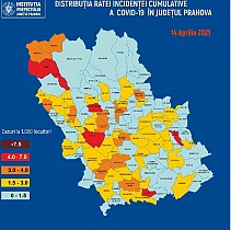 prahovarata incidentei cumulative a covid-19 pe localitati uat la data de 14042021