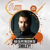 aniversare in pasii de vals ai lui smiley la ploiesti shopping city