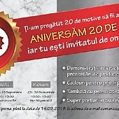 eveniment aniversar - metatools 20 de ani de activitate