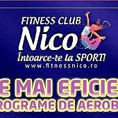 program fitness club  nico - 23 octombrie 2017