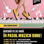 un weekend artistic la ploiesti shopping cityateliere mestesugaresti sustinute de mamele meseriase din comunitatea work at home moms si concert de jazz