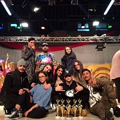 urban army - 5 premii la everybody dance with us  ploiesti 2017