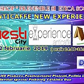 workshop despre preventie si etica socialala anticaffe new experience