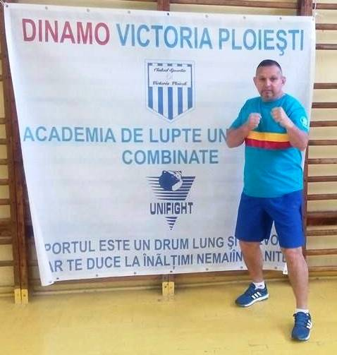 EXCLUSIV.Flash interviu cu Radu Teodorescu ( Presedinte CS Dinamo Victoria Ploiesti )
