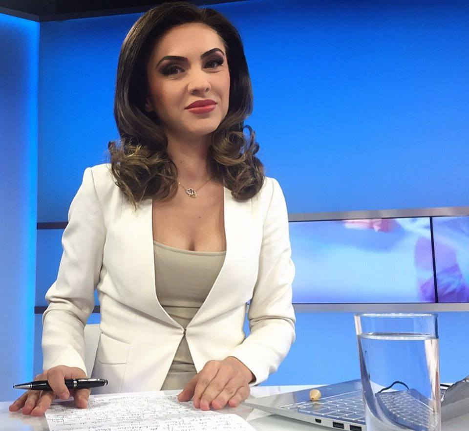 "Aneta Singeorzan  s-a ""transferat ""la B 1 TV."