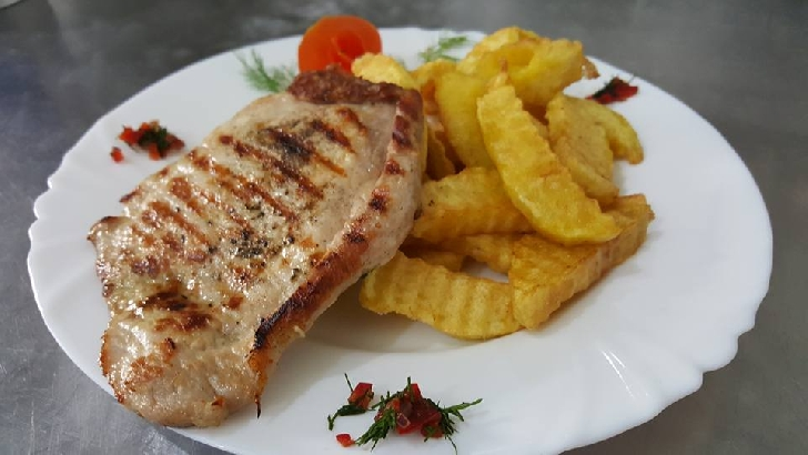 Meniul zilei - Restaurant Orizont (16.02.2017)