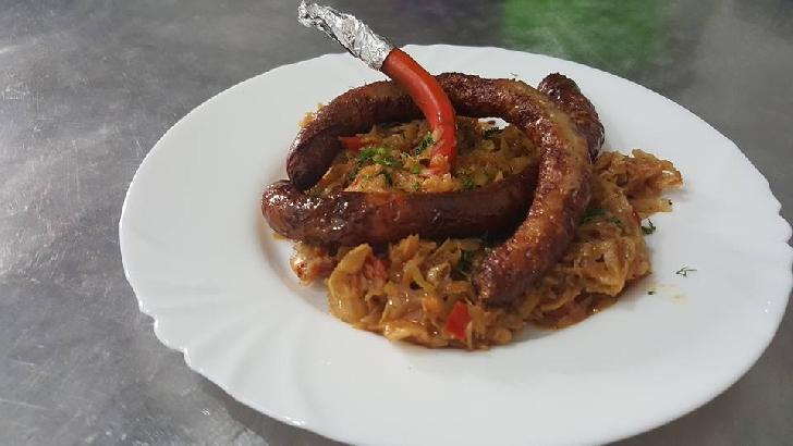 Meniul Zilei la Restaurant Orizont ( 21.02.2017 )