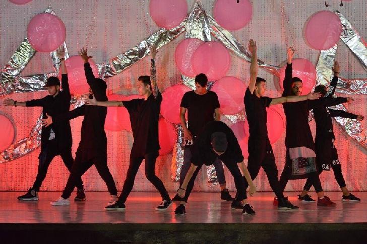 Preselectie trupa de dans Urban Army