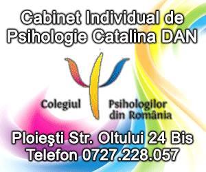 CABINET PSIHOLOGIC - Catalina DAN