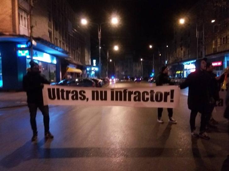 Ultrasul nu e infractor şi nici ţap ispăşitor!