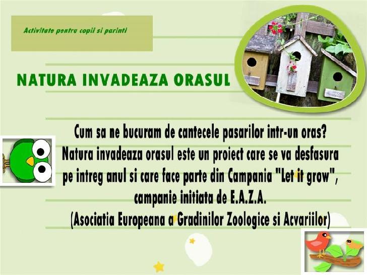 Se deschide sezonul activitaţilor educative  în Parcul Memorial Constantin Stere Ploieşti.
