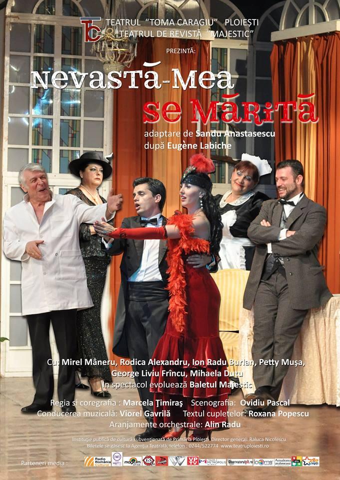 NEVASTA-MEA SE MARITA...la Teatrul