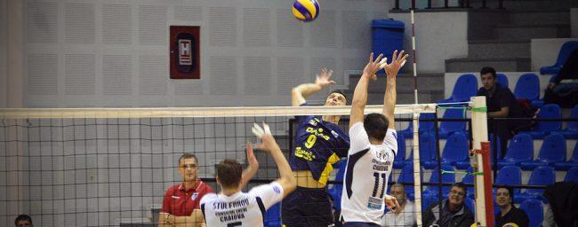Infrangere pe terenul campioanei.SCM U Craiova – Tricolorul LMV Ploieşti 3-0