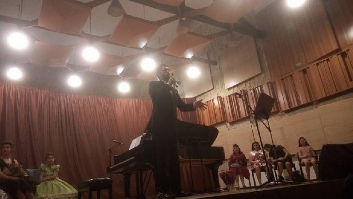 """Super concert Cezar Ouatu la Filarmonica """"Paul Constantinescu"""" Ploieşti"""
