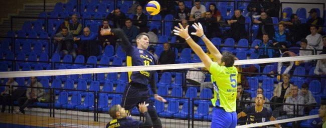 Debut cu stângul în faza a II-a din campionat . Volei Municipal Zalău – Tricolorul LMV Ploieşti 3:1
