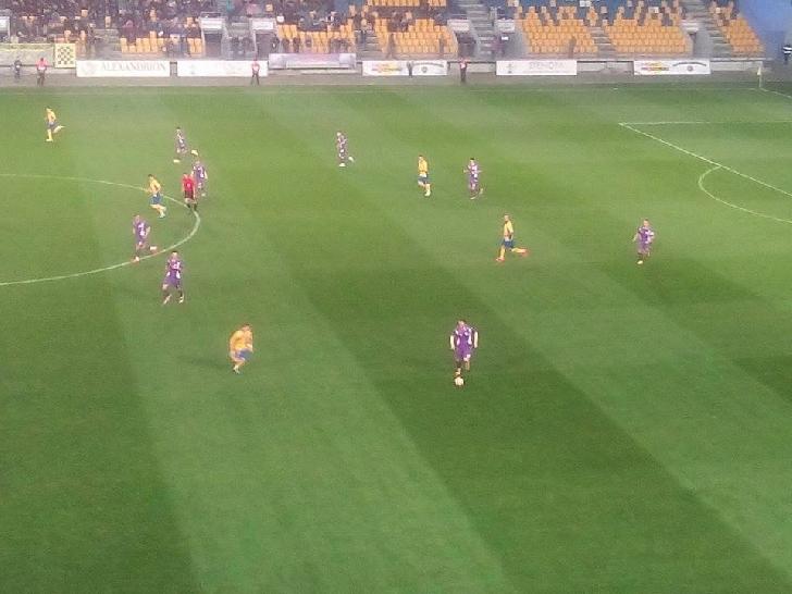 Victorie lejera,inca un pas spre Liga a 3 a. Petrolul Ploiesti - CS Blejoi 5 - 0