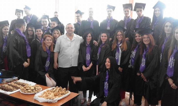 Peste 70 de elevi ai C. N. Mihai Viteazul s-au calificat la Faza Naţională a olimpiadelor şcolare