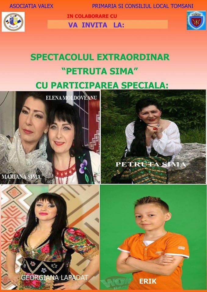 Festivalul Petruta Sima - Ediţia I.