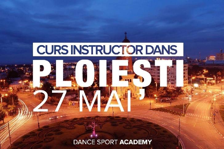 Dance Sport Academy incepe  seria de cursuri acreditate   şi în Ploieşti .