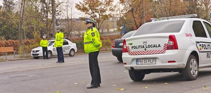 Comunicat Politia Locala Ploiesti . acţiuni pe raza municipiului Ploieşti, de prevenire şi combatere a faptelor contravenţionale de orice natură