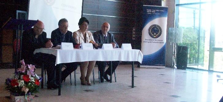 """Conferinţa"""" Arbitrajul – jurisdicţie alternativă cu caracter privat!"""" a avut loc la Ploieşti.(foto si video )"""