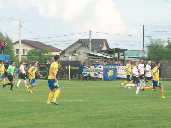 AFC Băneşti – Petrolul 52 Ploieşti 2 – 5. Un altfel de meci...(foto si video )