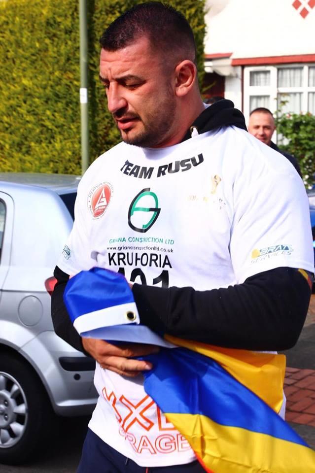 Interviu cu Marian Rusu (unul dintre cei mai cunoscuţi luptători de MMA din România). Marian Rusu a reuşit cel mai rapid KO din circuitul UCMMA.