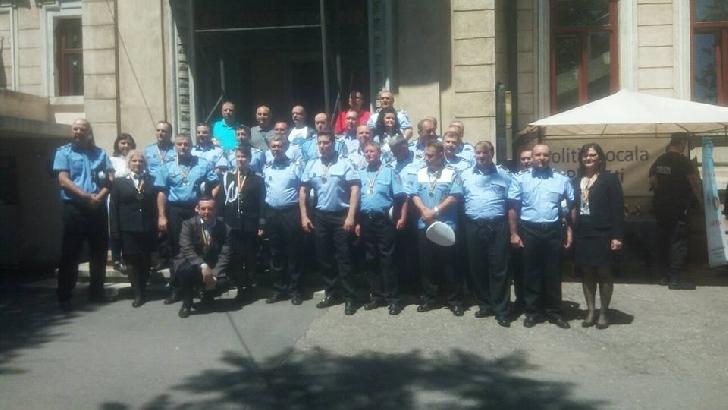 A fost sarbatorita Ziua Politiei Locale Ploiesti