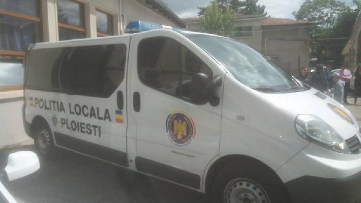 Comunicat Politia Locala Ploiesti .Un ploiestean a fost  prins la furat de nisip .