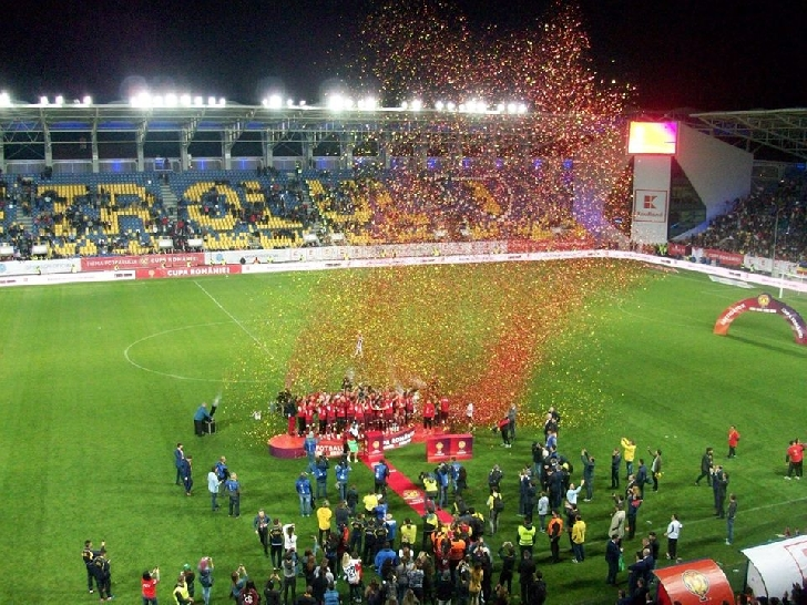 FC Voluntari - Astra Giurgiu 5 -3 (1-1).O finala la care au participat si suporterii lupilor galbeni