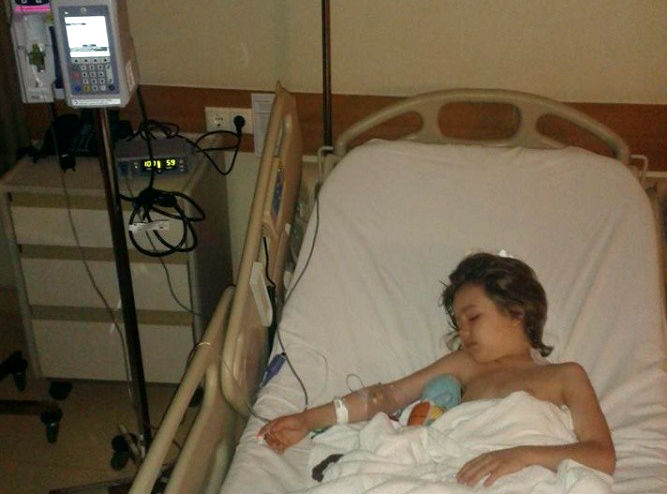 Un copil din oraşul Buşteni are nevoie de ajutorul  nostru in  lupta sa cu o boala grea .
