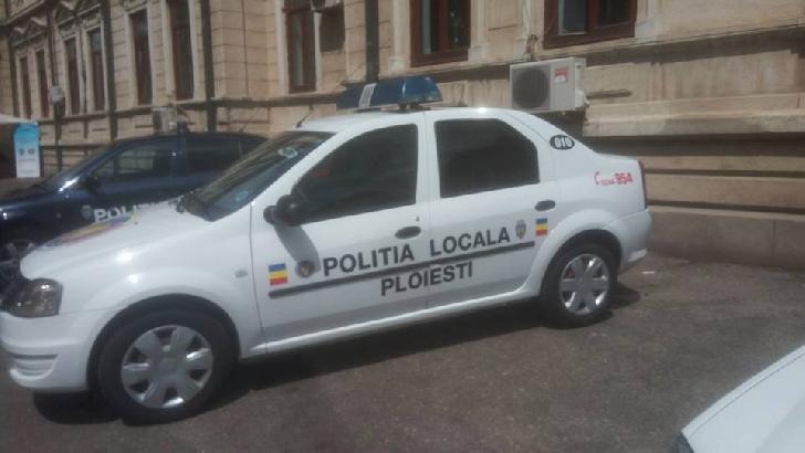 Poliţia Locală aplică sancţiuni contravenţionale pentru oprirea, staţionarea, parcarea autovehiculelor şi accesul interzis