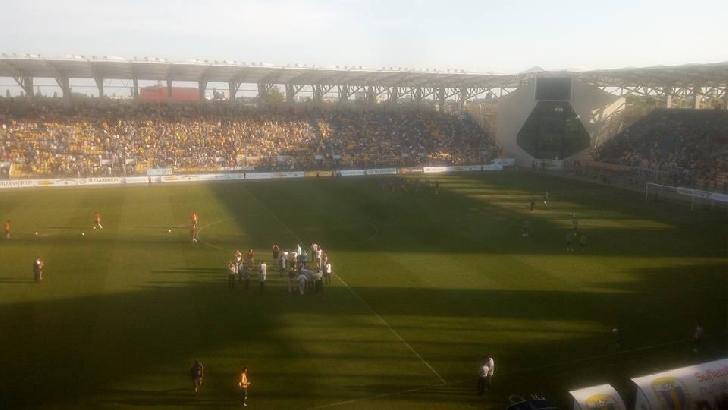 Petrolul Ploieşti a promovat în liga a 3 a după o sărbătoare unică.