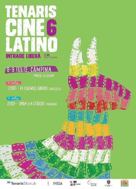 Weekend de filme la Câmpina: proiecţii gratuite la Tenaris Cinelatino