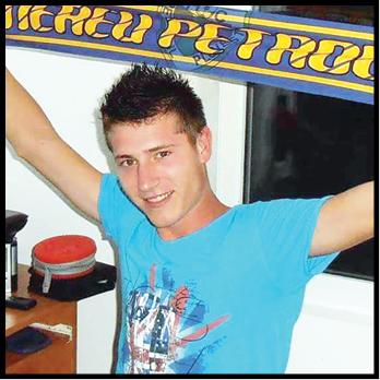 Un jucător al echipei CS Brazi 2 – Robert Adrian Anghel – a trecut în nefiinţă la doar 22 de ani .Dumnezeu sa-l ierte