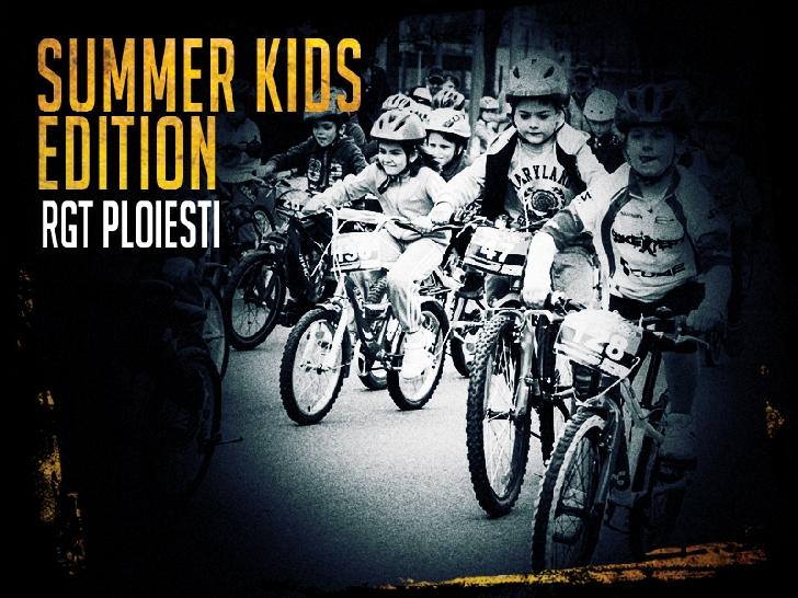 """Primăria Municipiului Ploieşti organizează cea de-a V-a ediţie a concursului de biciclete pentru copii """"Road Grand Tour"""""""