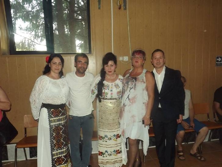 Sâmbăta a avut loc la Brazi un spectacol caritabil.