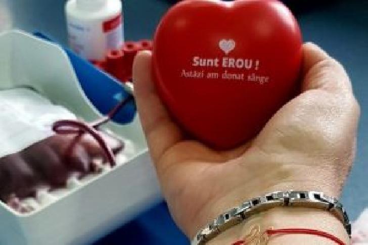 Donează  pentru  tine , donează  pentru  viaţă !