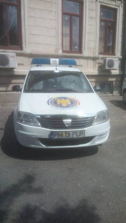 Acţiuni tematice desfăşurate de poliţiştii locali
