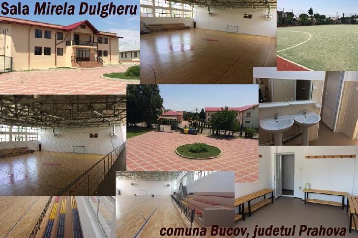 Luni, 24 iulie 2017, ora 10:00, la Sala de Sport a comunei Bucov va avea loc deschiderea oficiala a Cantonamentului International de Gimnastica Ritmica