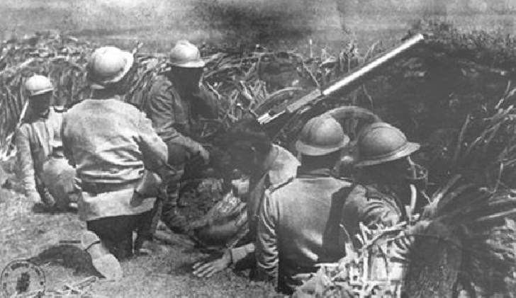 100 de ani de la Bătălia de la Mărăşti.Victoria armatei  romane impotriva celei germane .