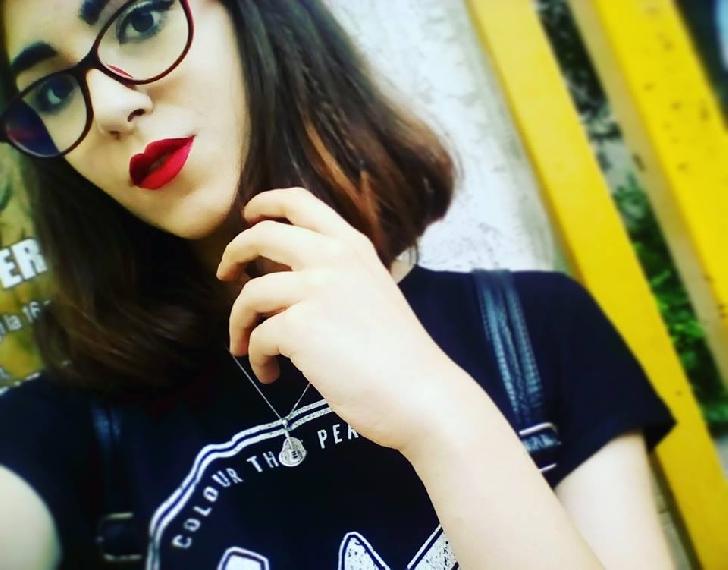 Nedelcu Alexandra Madalina – între voluntariat şi visul de a deveni avocat.
