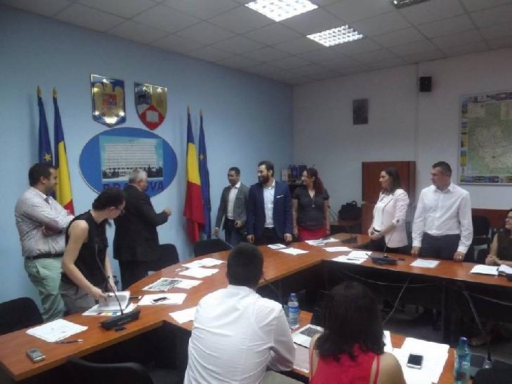 """Echipa """"Ploieşti-Capitala Tineretului din România"""