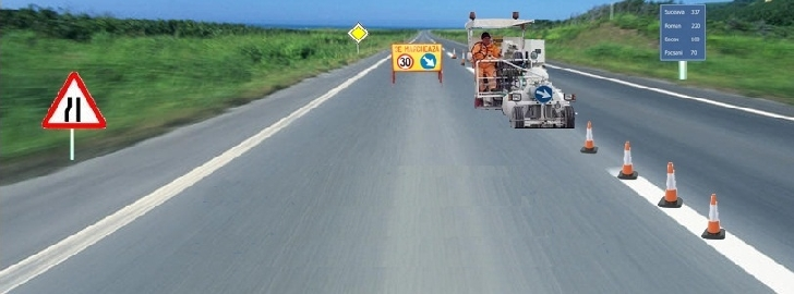 Primăria Municipiului Ploieşti a semnat contractul pentru realizarea  marcajelor rutiere.