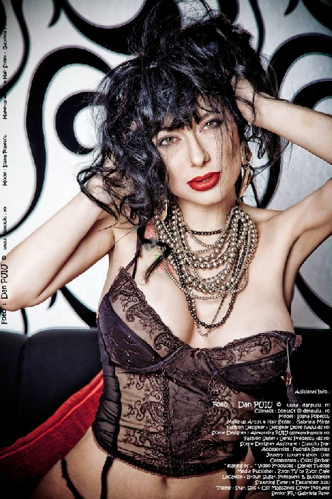 EXCLUSIV INFO PLOIESTI CITY. Interviu cu sexy jurnalista si actriţa Ioana Popescu. Popeasca îşi face teatru in Bucureşti!