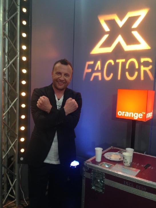 Romeo Zaharia s-a calificat în faza următoare a X Factor.