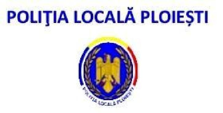 Comunicat Politia Locala Ploiesti . Acţiuni pentru menţinerea unui climat de ordine şi linişte publică